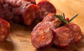 100% Runder Chorizo tapas stukjes 100gr