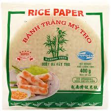 Rice Paper 'Bamboo tree' 400gr 22cm