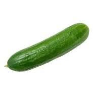 Komkommer per stuk (1+1 GRATIS)