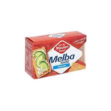 Melba toast naturel 120gr doos