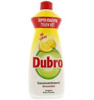 dubro citroen afwasmiddel 550ml