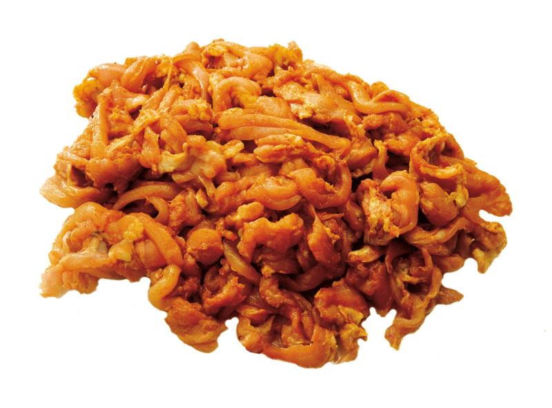 Kipshoarma heerlijk gekruid per KG (nu met 10 gratis pita's!)