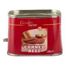 Corned beef original, 198gr blik