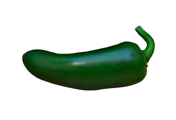 Jalapeño peper groen per stuk