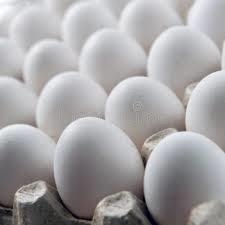 Eieren Wit 30st per tray