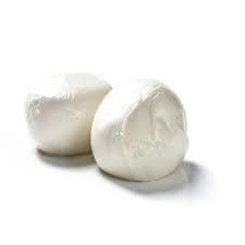 Mozzarella bollen stuks
