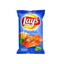 Lays Paprika chips 175gr zak