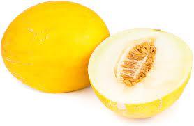 Honing meloen per stuk,  sappig en zoet