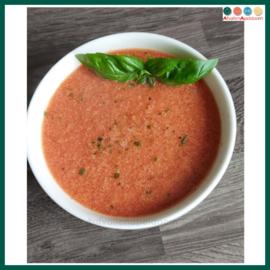 Tomatensoep met Italiaanse kruiden