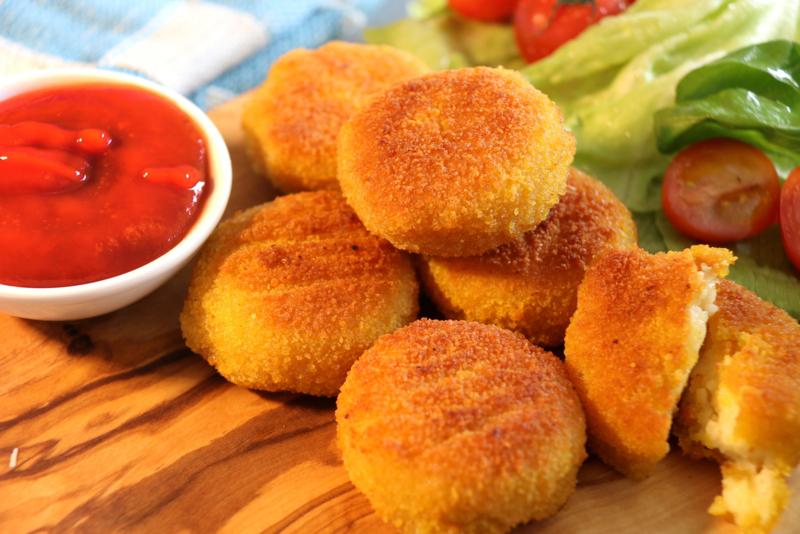 gouda nuggets