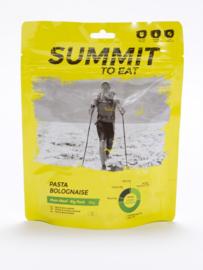 Summit to Eat Pasta Bolognaise - Maaltijd