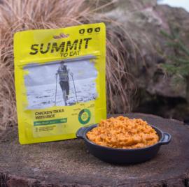 Summit to Eat Chicken Tikka with Rice - Maaltijd