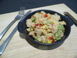 Summit to Eat Chicken Fried Rice - Maaltijd