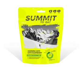Summit to Eat Morning Oats with Raspberry - Ontbijt