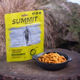 Summit to Eat Spicy Pasta Arrabiata - Maaltijd