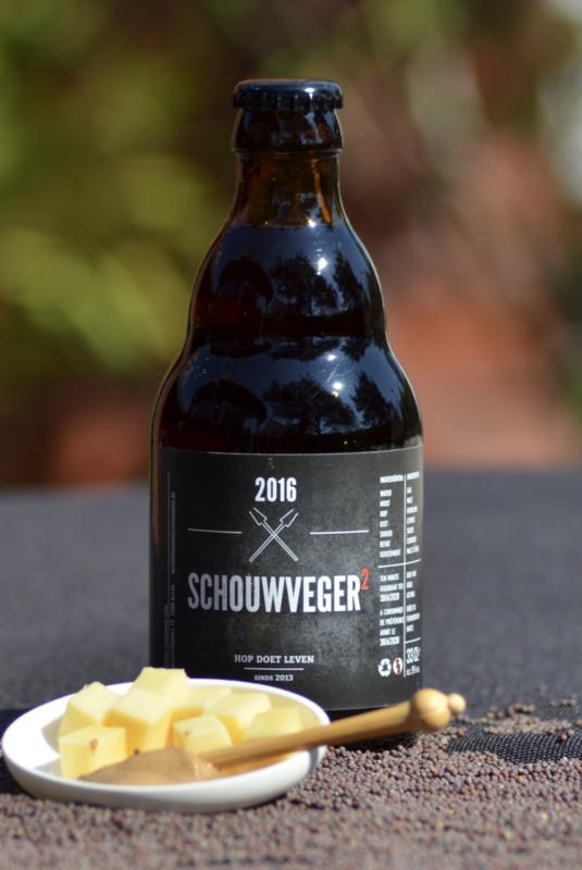 Schouwveger - Belgisch artisanaal donker bier - 9% vol (33 cl)