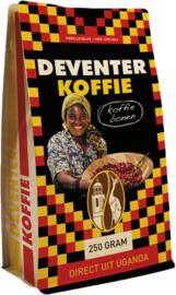 Deventer koffie (250 gram bonen)