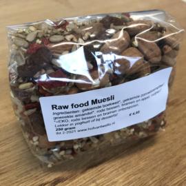 Raw Food Muesli