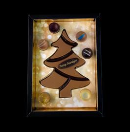 Chocolade kerstboom + extra's