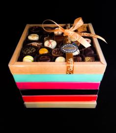 Bonbons doos XL in 6 kleuren