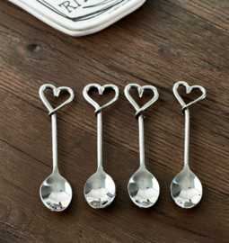 With Love...Spoons 4pcs