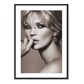 Wall Art Kate Moss Side 100x140