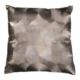 Cushion natural CO bruin/taupe 50x50cm (DC1011)