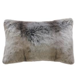Heirloom cushion 30 x 45 cm Silver Marter
