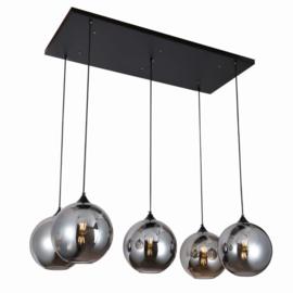 BULBS-hanglamp Oly verschillende maten en aantallen