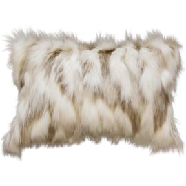 Heirloom cushion 35 x 45 cm Snowshoe Haire