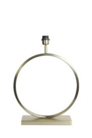 Lampvoet 40x13x47 cm LIVA licht goud (LL1028)