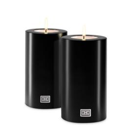 Eichholtz kaarsen set zwart XL (EIC1007)