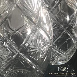 Karaf kristalglas H35 cm (EZ1006)