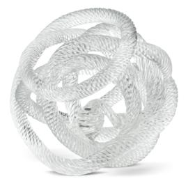Knot glasobject D20cm H20 (MMG1001)