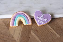 Rainbow Cookie Pack