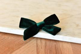 Hair Bow Green