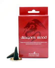 Wierook Kegels - Dragon's Blood