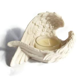 Waxinelichthouder - Engel Vleugels B