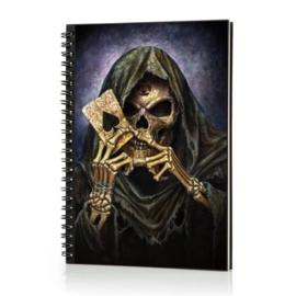 Spiraal Notitieboek 3D - Reapers Ace