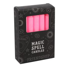 Magic Spell Kaarsen - Vriendschap