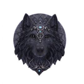Beeld - Wolf Moon 30cm