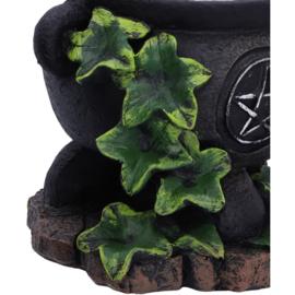 Waxinehouder - Ivy Cauldron