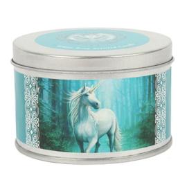Geurkaars Tin - Forest Unicorn