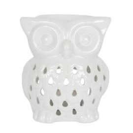 Wax/Olie Brander - White Owl