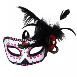 Masker - Day Of The Dead Rood
