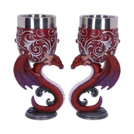 Goblet - Dragons Devotion 18.5cm (Set)