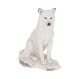 Beeld - Ghost Wolf 19.5cm