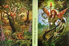 Wenskaart + Envelop Bundel -  Spirit Of The Tree / Dryad