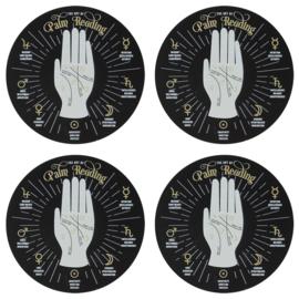 Onderzetters - Palm Reading