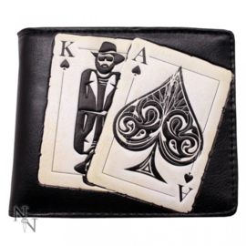 Portefeuille - Vegas Playing Cards